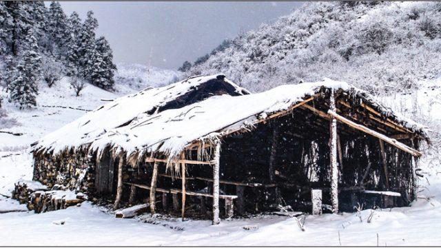 Nepal: The Recluse Khaptad Baba