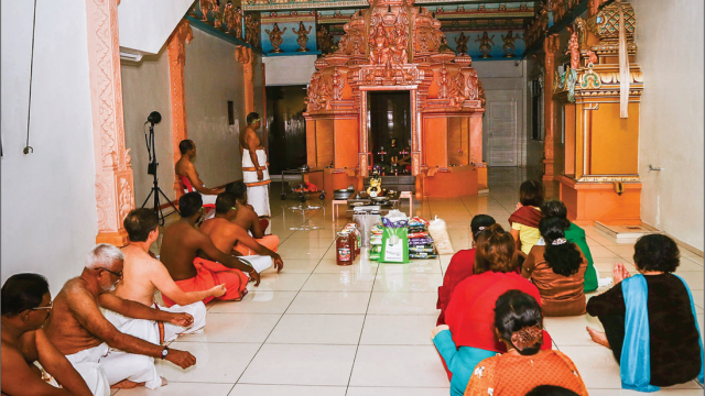 Malaysia: A Visit to Amma Lucy's Siva Temple