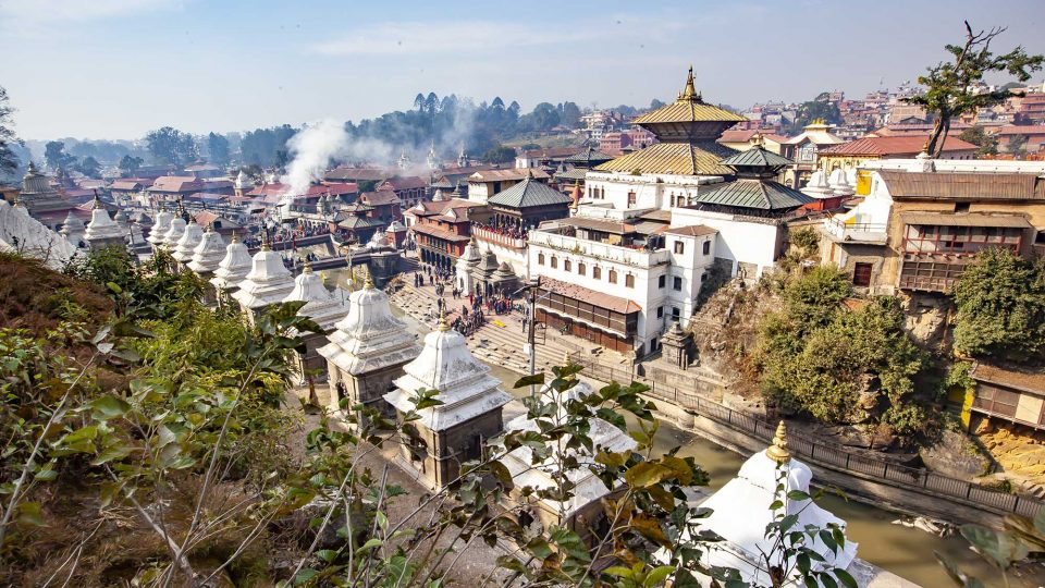 Feature: Nepal's Revered Pashupatinath Temple