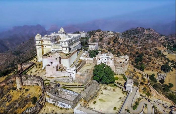 Architecture: India's Astonishing Great Wall