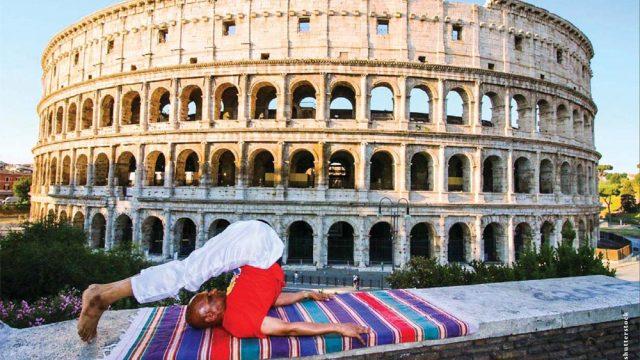 Europe: Exploring Italy's Hindusphere