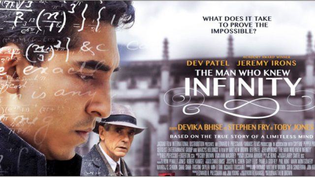 Film: The Man Who Knew Infinity